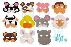 Colección de animalitos #SAFARI. #gato #raton #oveja Haz tu pedido! #animales #manualidades #nice #cute #party #fiesta #holaturquesa #turquesa