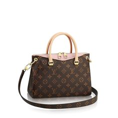 A Louis Vuitton signature handbag. Read more http://fashionpro.me/top-10-luxury-handbags-brands-need-know