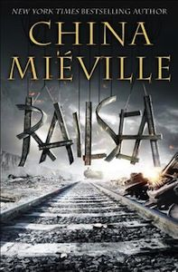 Railsea by China Mieville. A fascinating, hyper-literate, steampunk-flavored retelling of Moby Dick, if instead of ships they used trains, and instead of a whale they were chasing a giant albino mole.