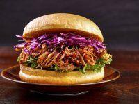 Veganer Pulled Pork-Burger aus Jackfrucht selber machen