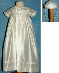 Christening Gown Style 338