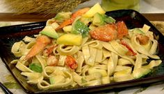 the chew | Recipe  | Daphne Oz's Lobster Pasta With Chardonnay Butter