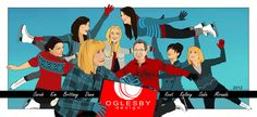 Happy Holidays from Oglesby Design