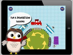 Gus On The Go - Fun Spanish Learning App for Toddlers