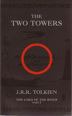 Lord of the Rings, The Two Towers - JRR Tolkien
