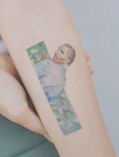 35 tatuagens inspiradas nas obras de Vincent van Gogh tattoo tattoo tattoo tattoo tattoo tattoo tattoo ideas designs ideas ideas in memory of ideas unique.diy tattoo permanent old school sketches tattoos tattoo Tattoos Motive, Muster Tattoos, Body Art Tattoos, Tatoos, Heart Tattoos, Time Tattoos, Elegant Tattoos, Unique Tattoos, Beautiful Tattoos