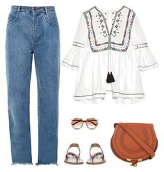 """Untitled #261"" by anaalex ❤ liked on Polyvore featuring Chloé and Talitha"