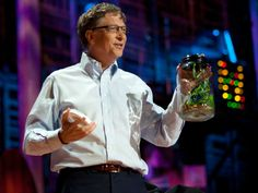 Bill Gates on energy: Innovating to zero! | Video on TED.com