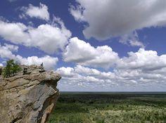 Tsodilo Botswana UNESCO