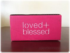 Loved   Blessed Review – February 2017