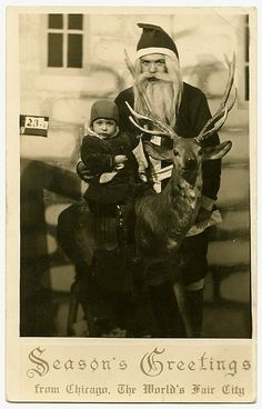 Here are some creepy vintage Santa Claus photos sure to put trauma in your stocking this year. These incredibly creepy Santas don't care if . Vintage Christmas Photos, Xmas Photos, Holiday Pictures, Antique Christmas, Retro Christmas, Vintage Holiday, Vintage Photos, Vintage Photographs, Santa Pictures