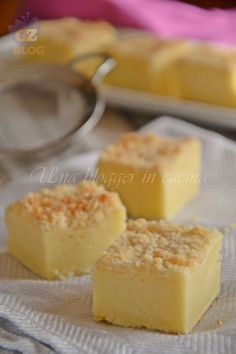 Mattonella di ricotta yogurt e limone | Discover more best ...