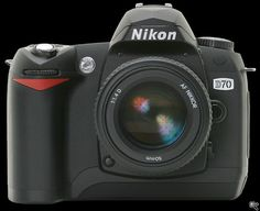 Nikon D70. Where it all started. My first SLR