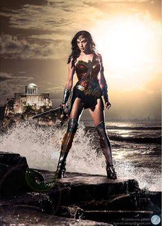 Character: Wonder Woman / Actress: Gal Gadot