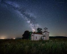 https://flic.kr/p/wkZW8J | Faith and Cosmos | St. Peter and Paul church | Sofia region | Bulgaria 7 shots panorama  Like my photography Facebook page as well: www.facebook.com/rashkovski.photography
