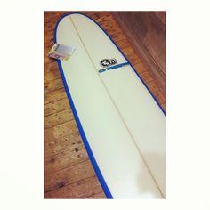 My board I picked up at troggs today! #oceanmagic #troggs #portrush #hardboard #like | OnInStagram