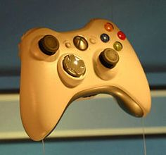 Paint an Xbox 360 Controller. Christina: we will figure this out.