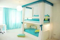 Bunk bed  love it !!!                                        -nawdia-