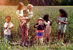 Life on the commune :) LOL  |  Village children | Bohemian family |  #KidsFashion