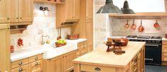 Décorer une cuisine rustique