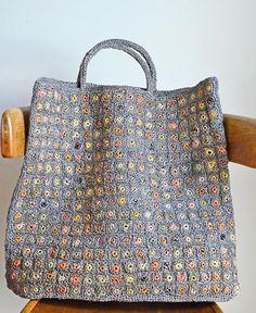 Sophie Digard ~ Raffia Bag