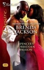 Spencer's Forbidden Passion by Brenda Jackson #HarlequinBooks #HarlequinDesire
