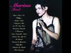 Marina Lima - CD MARINA TOTAL ( Coletânea ) - 1994 - YouTube
