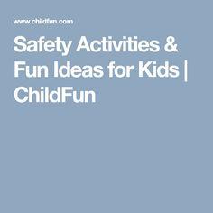 16 Best Children S Health Safety Images Health Safety Creative