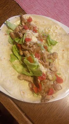 No Salt Recipes, Hamburger, Tacos, Food And Drink, Pizza, Healthy Recipes, Cooking, Ethnic Recipes, Tortillas