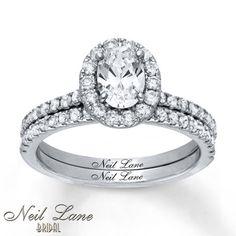 787e7bc15 99103800999 - Neil Lane Bridal Set 1 3/4 ct tw Diamonds 14K White Gold