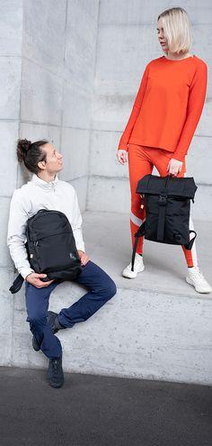 Orange Color, Normcore, Backpacks, Classic, Fashion, Derby, Moda, Fashion Styles, Fasion