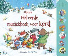 Eerste muziekboek voor kinderen voor kerst