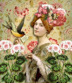 Romany Soup Art: My digital collages