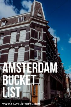 Amsterdam Bucket List Visit Amsterdam, Amsterdam City, Amsterdam Travel, Amsterdam Attractions, Tales Of The Unexpected, Amsterdam Red Light District, Dam Square, Medieval Town, Throughout The World