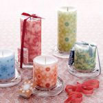 DIY candle-making tutorial. This is awesome for you or for gift-giving!