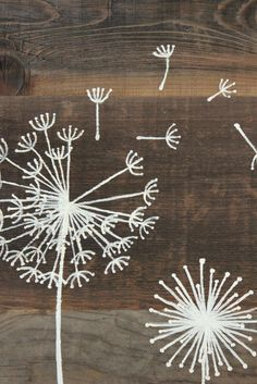 Hand Painted Reclaimed Wood Art...