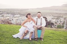 """Cowboy boots + suspenders   """"What is a Rustic Style Wedding""""   Nicole Henshaw Photography"""
