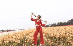 Carlsbad Flower Fields, Pants, Fashion, Trouser Pants, Moda, La Mode, Women's Pants, Fasion, Women's Bottoms
