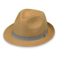 9c070b8b671bd Wallaroo Hat Company - Trilogy Trilby (Men S)