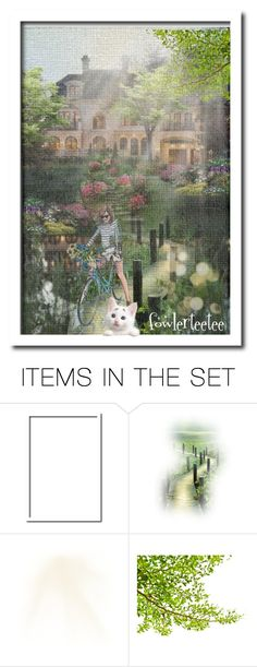 """The House At Strickland's Landing...by fowlerteetee"" by fowlerteetee ❤ liked on Polyvore featuring art"