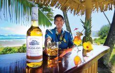 Kauai's Buttered Rum Drink
