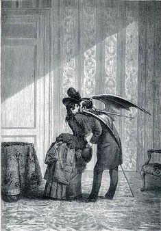 "Illustration to ""A Week of Kindness"", 1934 Max Ernst"