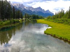 The+Perfect+Mountain+Getaway+++Vacation Rental in Alberta from Calgary, Canada Holiday, Cabin Rentals, Vacation Rentals, Holiday Accommodation, Ideal Home, Waterfall, Condo, Explore