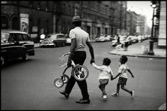 U.S. Harlem, NYC, 1956