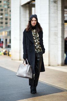 Fashion From the Waist Down: Street Style Edition  - HarpersBAZAAR.com