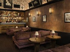 Bar Marmont, The Chateau Marmont - Los Angeles