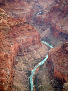 river at grand canyon