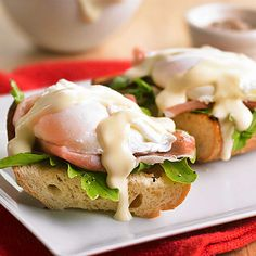 Easy Eggs Benedict Breakfast Recipe