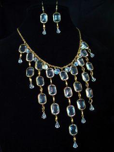 necklace & earrings -- via Pink Slug