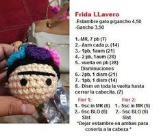48 Amigurumi Patterns in Spanish, Knitted Dolls, Crochet Dolls, Crochet Yarn, Crochet Stitches, Amigurumi Patterns, Doll Patterns, Amigurumi Doll, Crochet Doll Pattern, Crochet Patterns